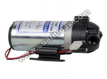 24V 300GPD Su Arıtma Cihazı Pompası : Reverse Osmosis Su Motoru