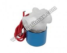 Su Arıtma Cihazı İçin Plastik Selenoid Valf 220 Volt : Reverse Osmosis 1/4 Plastik Selenoid Valf