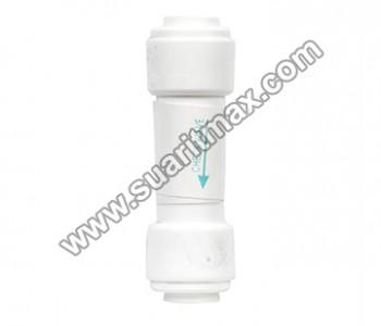 1/4 Boru Tipi Quick Check Valf : Reverse Osmosis Check Valf