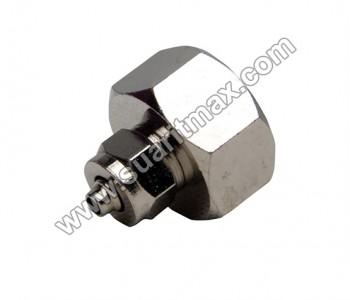 1/2 Metal Konnektör : 1/2 Metal Arıtma Bağlantı Konnektörü